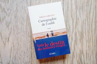 Lundi Librairie : Cartographie de l'oubli - Niels Labuzan - Sélection Cultura Talents à découvrir 2016