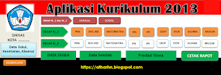 e-raport kurikulum 2013