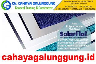 Atap Transparan Solarflat