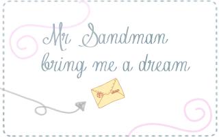 Mr Sandman bring me a dream | Acquisti libreschi degli ultimi mesi