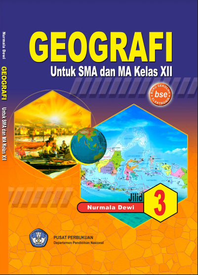 Download Buku Siswa KTSP SMA Kelas 12 Pelajaran Geografi