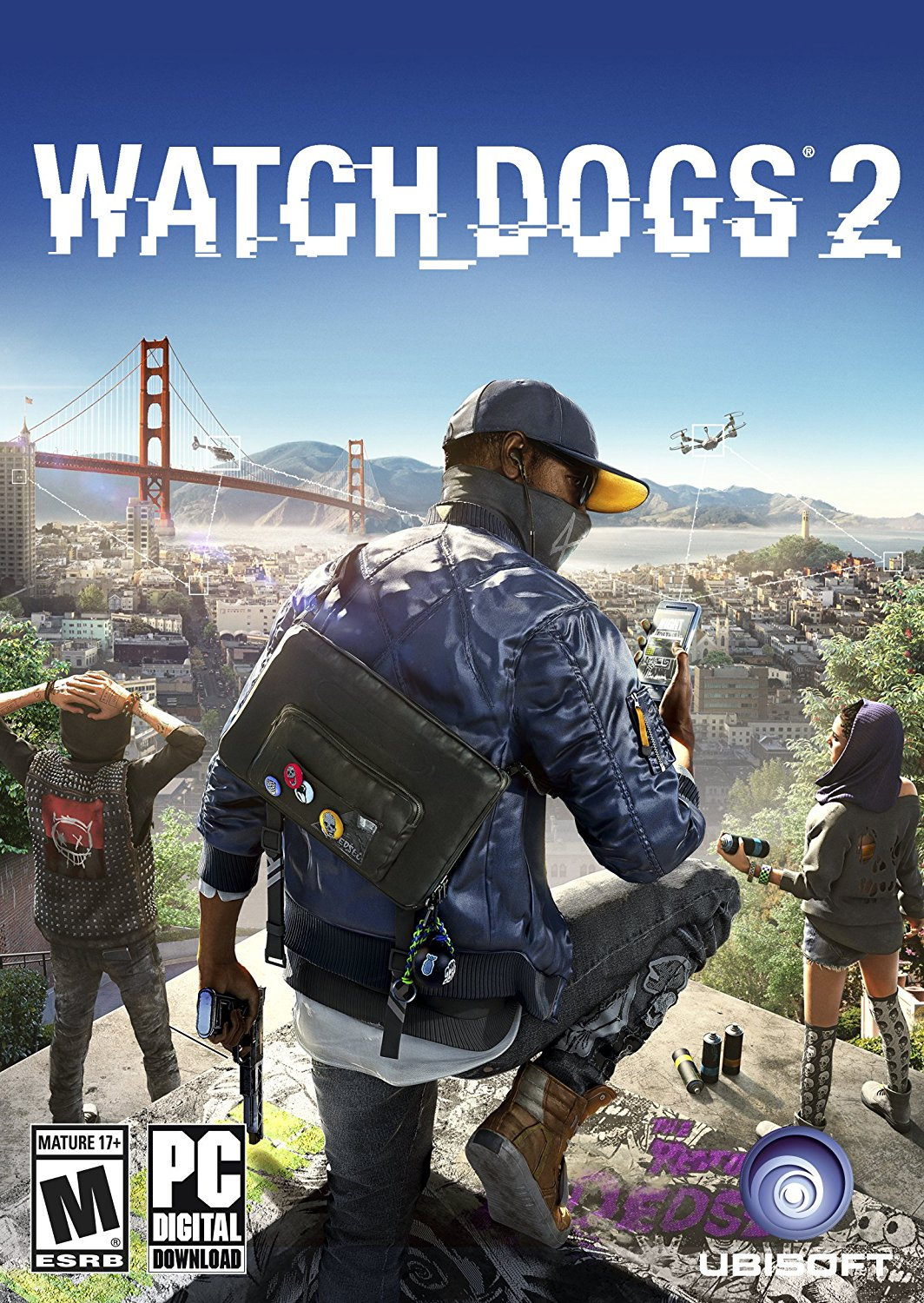 Watch Dogs 2 ESPAÑOL PC Descargar Full