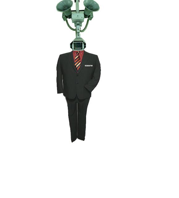 Kris Kind 2011, Regulator, 100 x 75cm