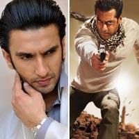 Ranveer Singh Comments on Salman Khan's Ektha Tiger ...
