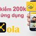 Hướng Dẫn kiếm tiền với KOLA đọc tin tức 50k/ngày