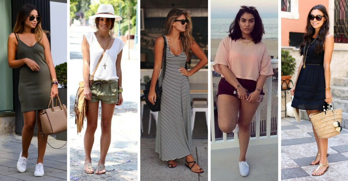 12 looks stylés pour les vacances