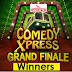 Winners of Lunars Comedy Express on Asianet are  Team Mamankam and Team Happy