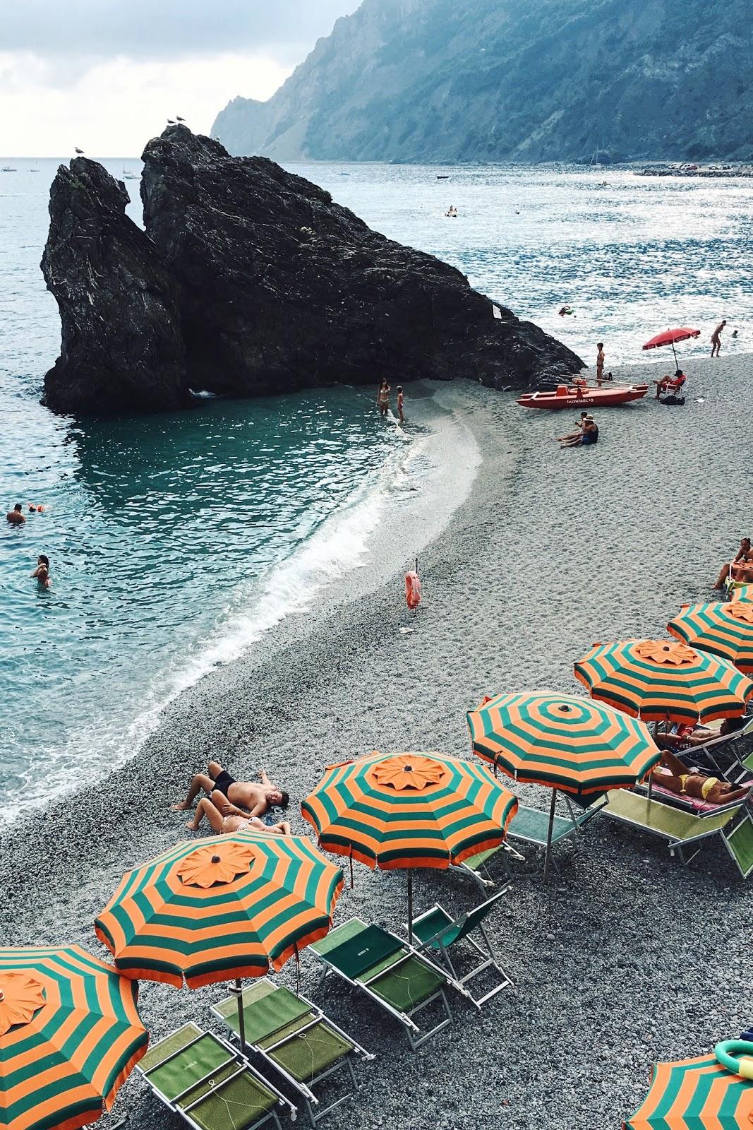 Cinque Terre travel diary Riomaggore Manarola Vernazza Monterosso