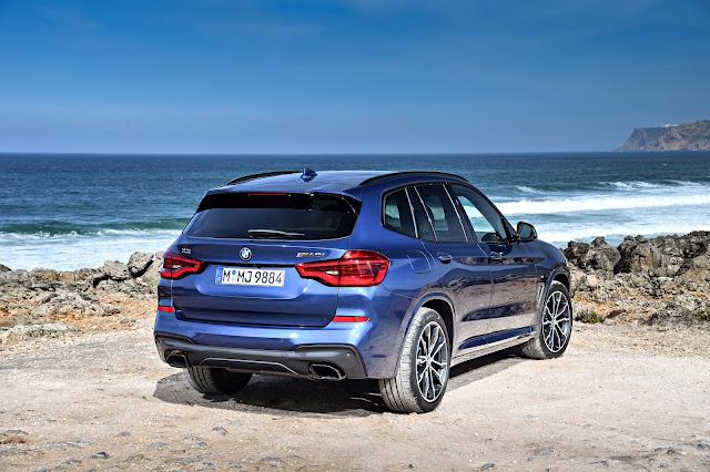 BMW X3 tem início de pré-venda no Brasil à partir de R$ 309.950 reais