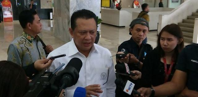 Ketua DPR: Ternyata, Masih Ada 5 Ton Sabu Siap Dikirim Ke Indonesia