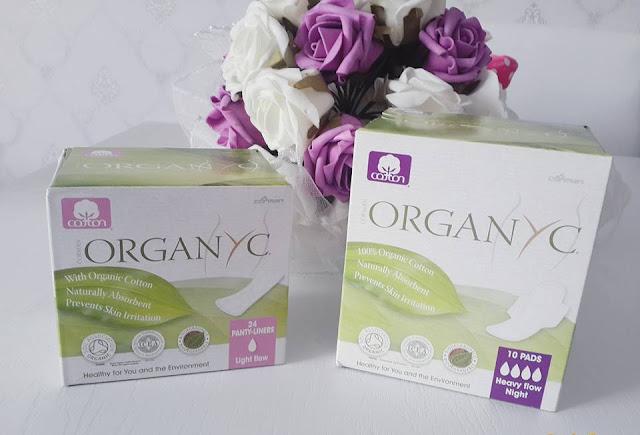 organyc organik ped