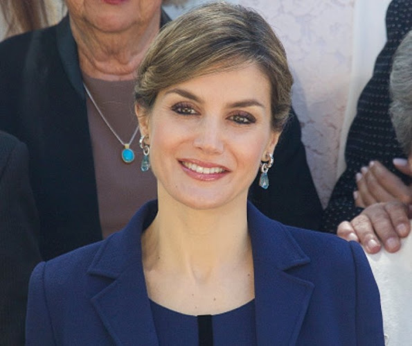 King Felipe VI and Queen Letizia of Spain attend the Cervantes literary award ceremony