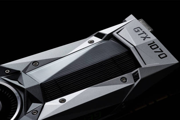 GeForce GTX 1070: the high-end 3D card (but affordable) NVIDIA is available