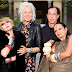 Catherine Baba, Ellen Von Unwerth, Rick Owens & Michele Lamy marcam presença no amfAR Paris Dinner 2017 no Le Petit Palais em Paris, França – 02/07/2017