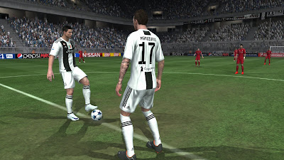 FIFA 11 Patch v1.0 by Tokke001 Season 2018/2019
