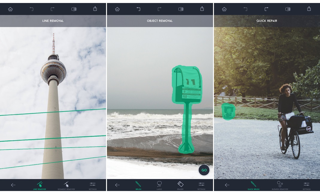 Download TouchRetouch 4 0 1 APK Free   Free Software Download