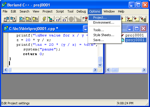 borland c++ gratuit