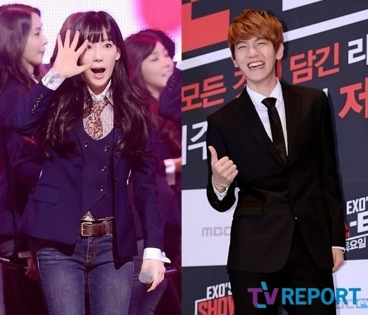 SM confirms Taeyeon and Baekhyun are dating Netizen Buzz