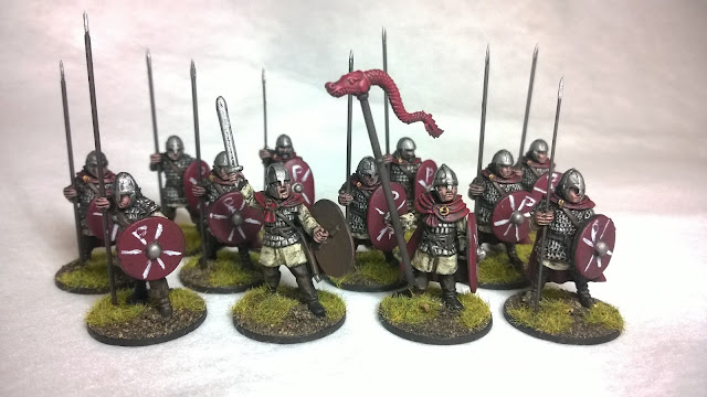 arthurian britain 28mm romano-british