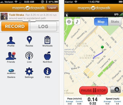Map-my-dog-walk-app