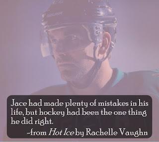 hot ice rachelle vaughn hockey romance books novels sports athlete love hunks shirtless
