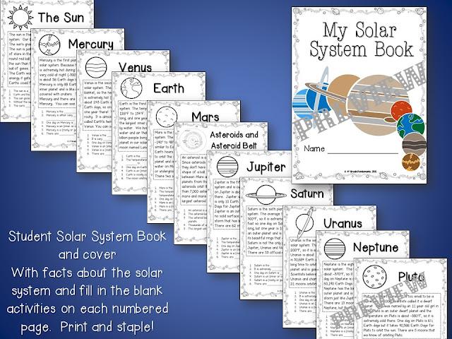 solar system grade 1 - photo #20