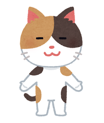 猫のキャラクター
