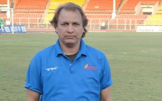 Mumbai FC appoint Santosh Kashyap