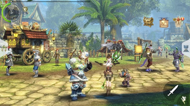 Online RPG Avabel Apk