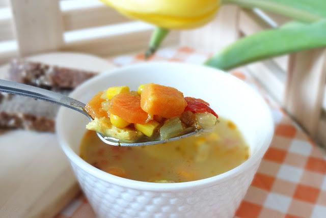 pomysł na zupę dla dzieci