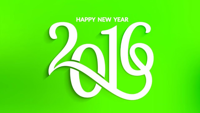 Good Bye 2015 Welcome 2016 whatsapp DP