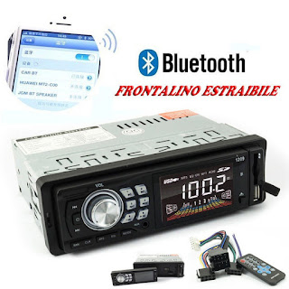 autoradio 1209 bluetooth