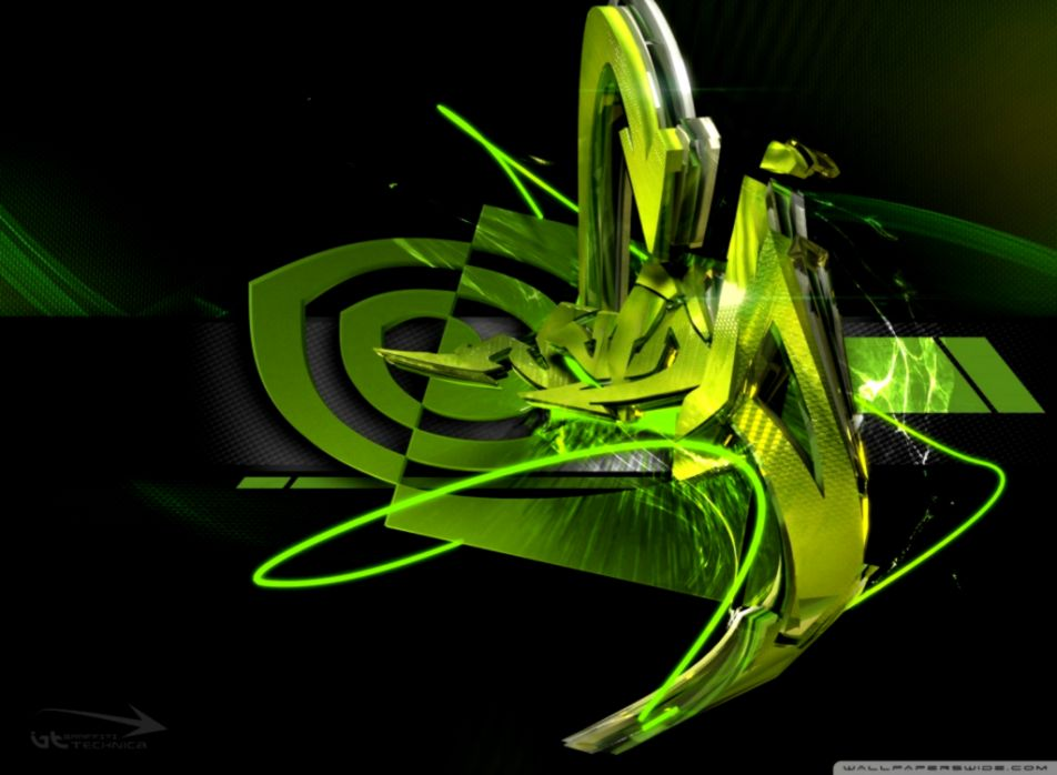 3d Nvidia Iphone Wallpaper Wallpapers Every Day