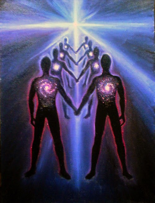 Dragonfly Spiritual : Twin Flame Energies -- Connecting and