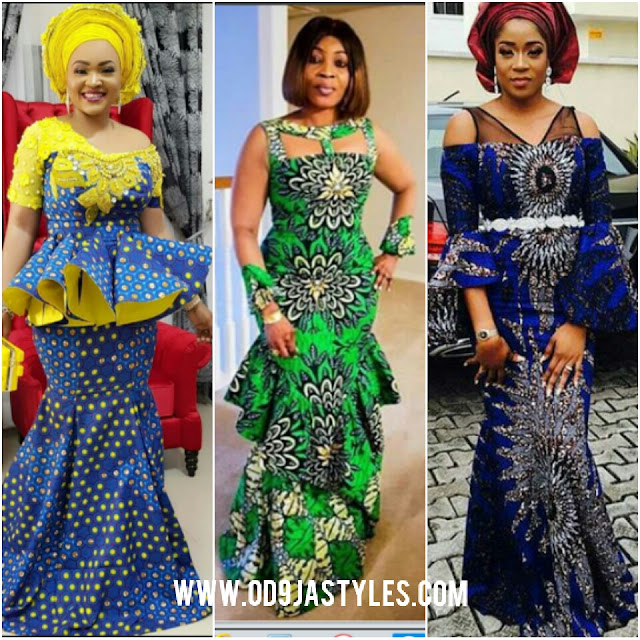 30 Most Recent African Ankara styles For Beautiful Ladies