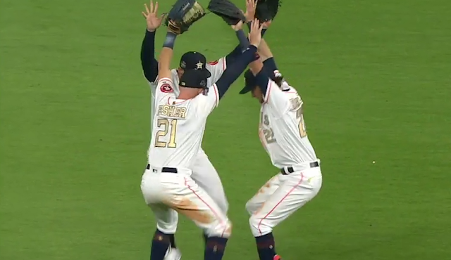 Houston Astros Fortnite jubilation dance