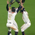 Astros outfielders celebrating wins with Fortnite 'Jubilation' dance (Video)