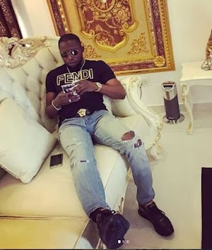 "Top Nigerian Yahoo Boy ""Otunba Cash"" Nabbed In Turkey Over $1.4 million Scam"