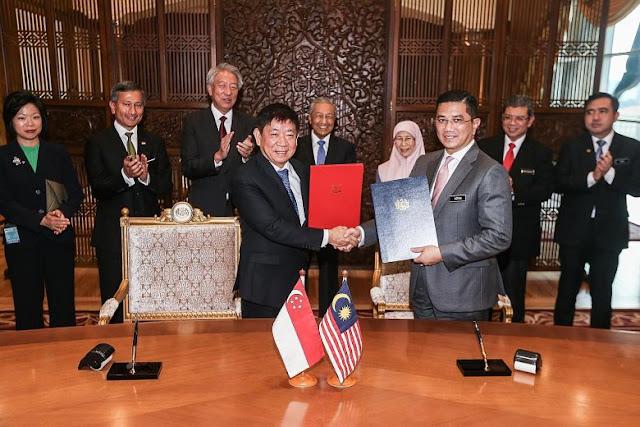 Cegah Utang Bengkak, Malaysia-Singapura Sah Tunda Proyek Kereta Cepat