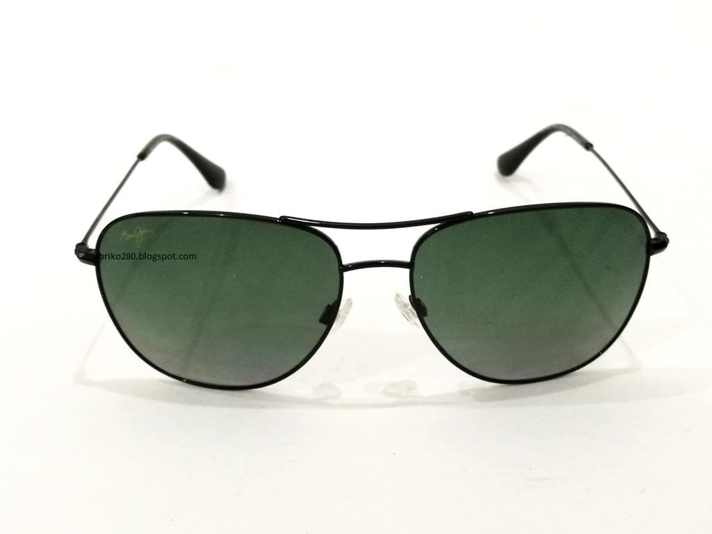 86c0f27e3d6 New in box Maui Jim Cliff House Polarized Aviator sunglasses