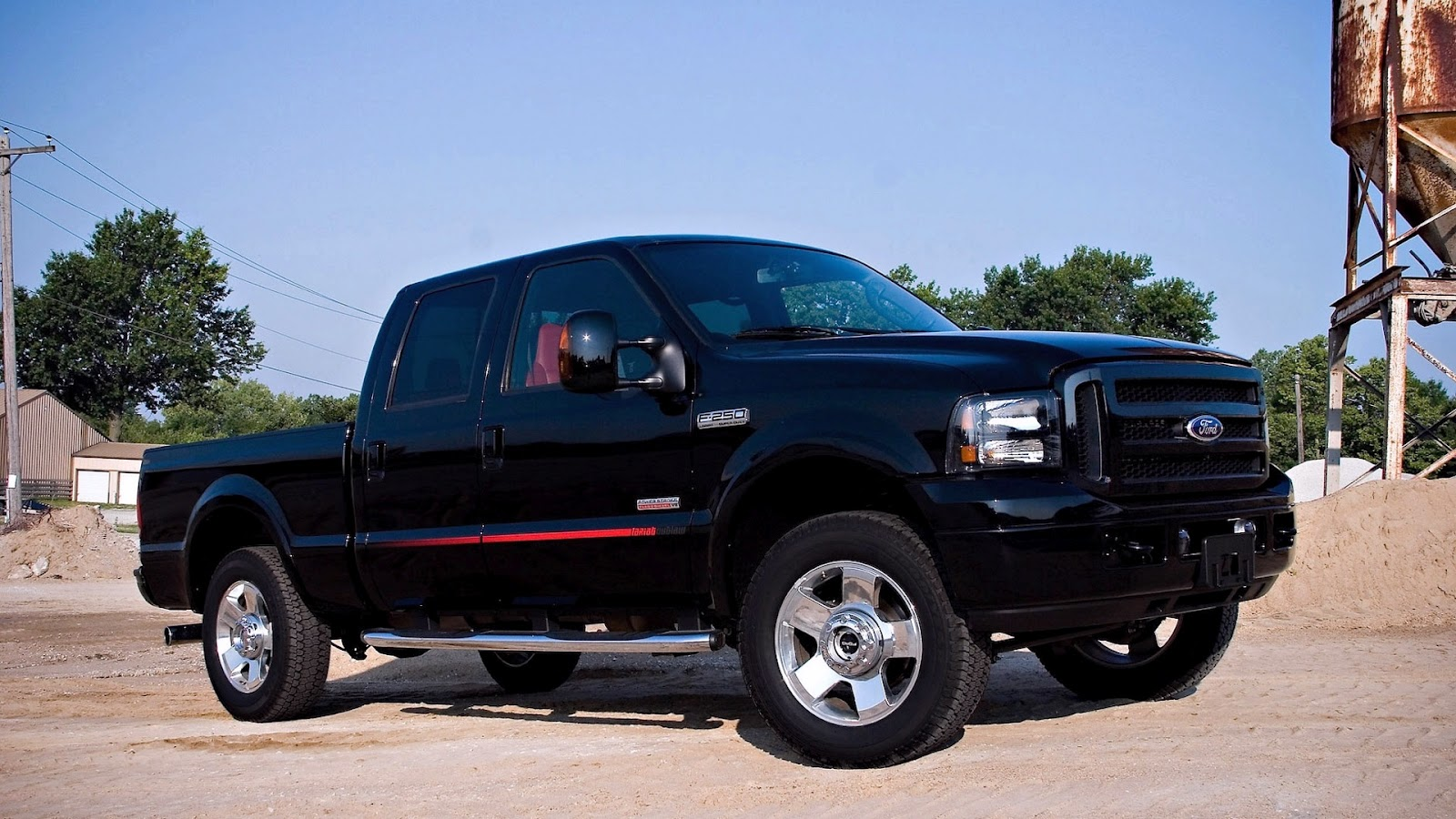 Ford F-150 Wallpapers HD