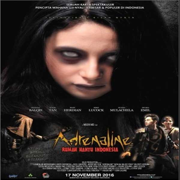 Download Film Adrenalin (2016) Bluray Full Movie