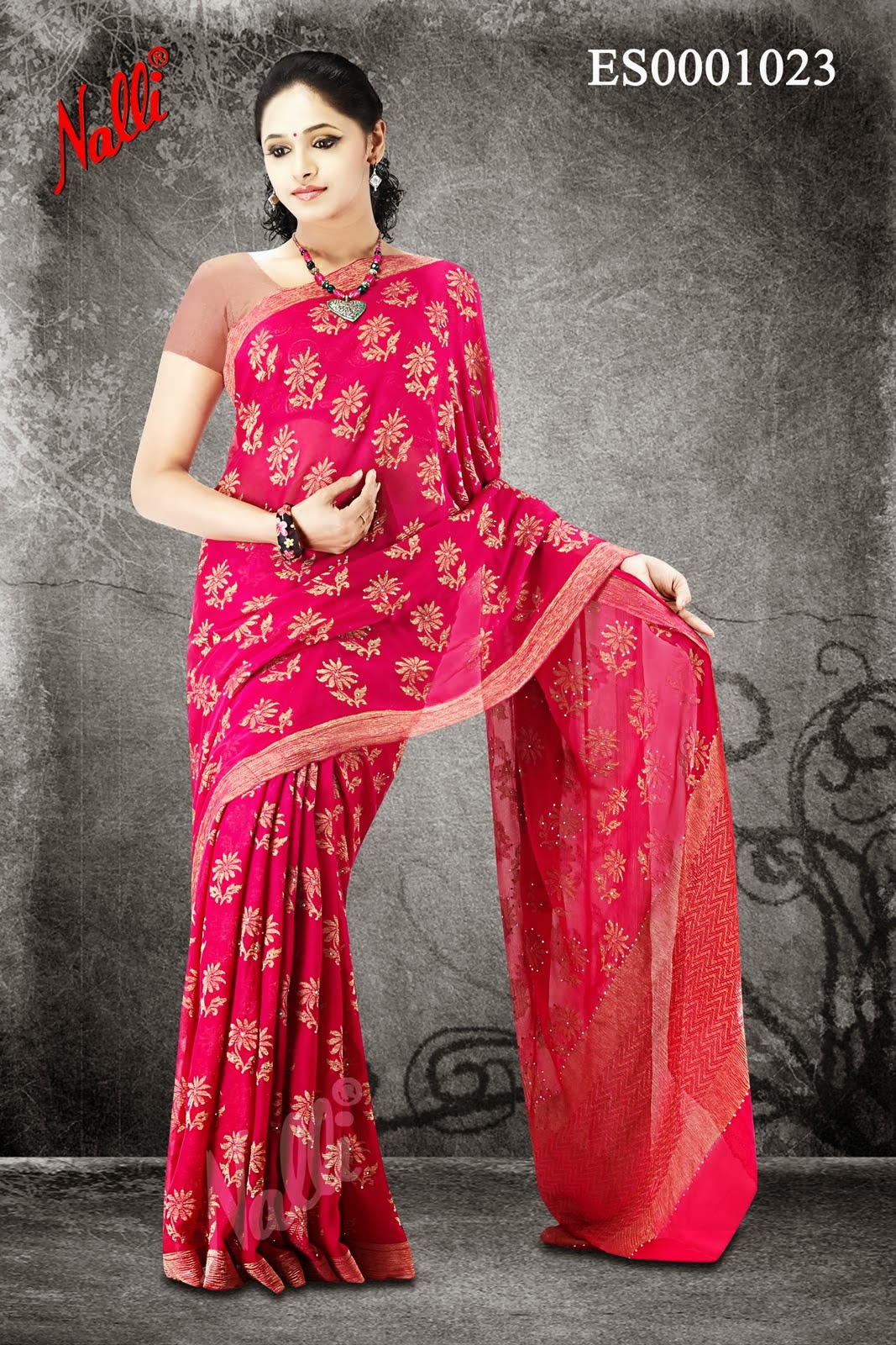 Online nalli saree shopping