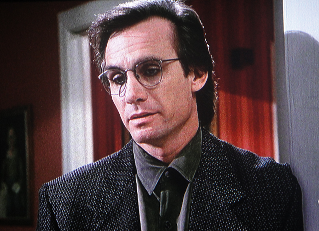 Steve Railsback as Alex Morgan in SCISSORS (1991)