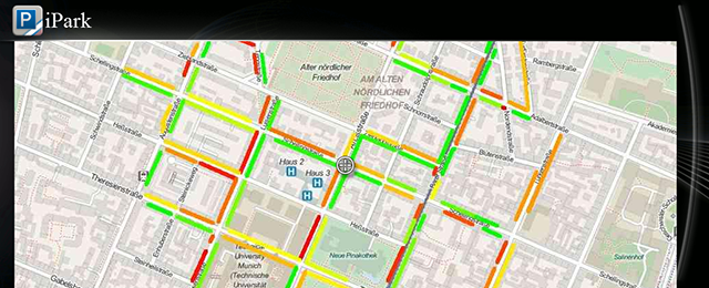 BMW推出預測系統「iPark」,找車位免煩惱