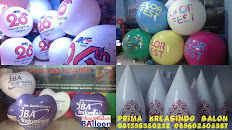 Balon Lighting Lampu