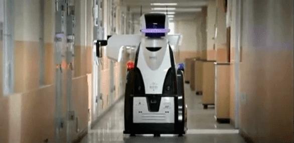 11 Robot Petugas Keamanan yang Bekerja di Seluruh Dunia!