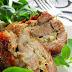 Roladki z karkówki z mozzarellą i ziołami
