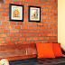 Cara Mengecat Dinding Batako Dengan Motif Keren