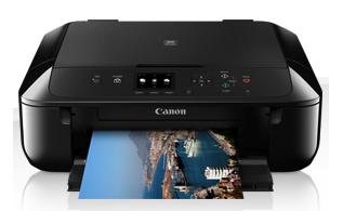 Canon PIXMA MG5752 Driver Free Download